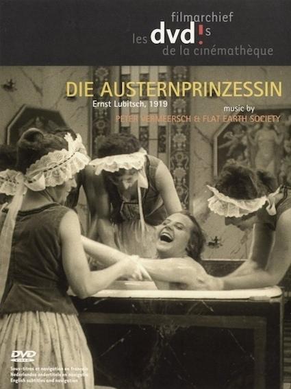 Peter Vermeersch & Flat Earth Society – Die Austernprinzessin