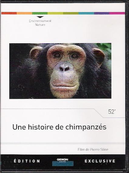 Une histoire de chimpanzés