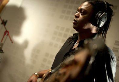 Monika Njava – Recording session at Studio Dada, Brussels