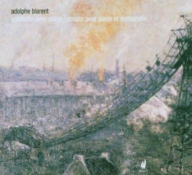 Adolphe Biarent – Quintett Avec Piano