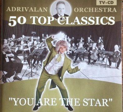 Adrivalan Orchestra – 50 Top Classics