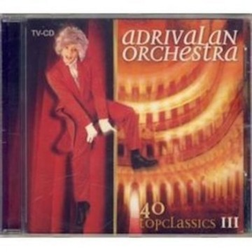 Adrivalan Orchestra – 40 Topclassics