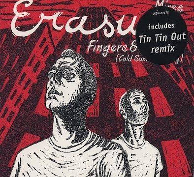 Erasure – Fingers & Thumbs