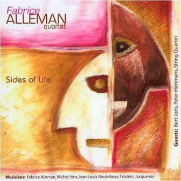 Fabrice Alleman Quartet – sides_of_life