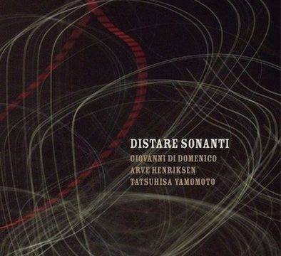 Giovanni Di Domenico_Distare Sonanti
