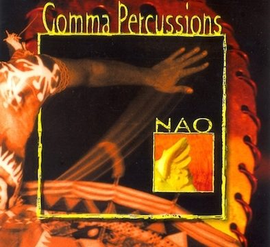 Gomma Percussions - Nao