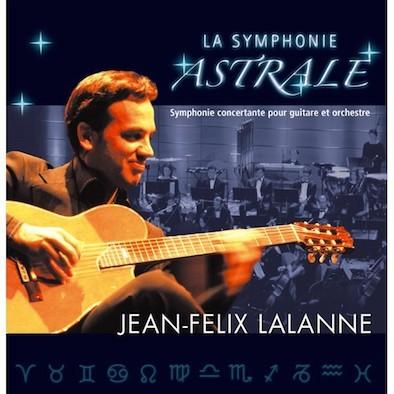 Jean Felix Lalanne - symphonie astrale
