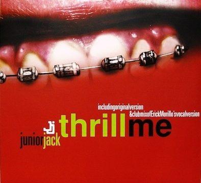 Junior Jack – Thrill Me
