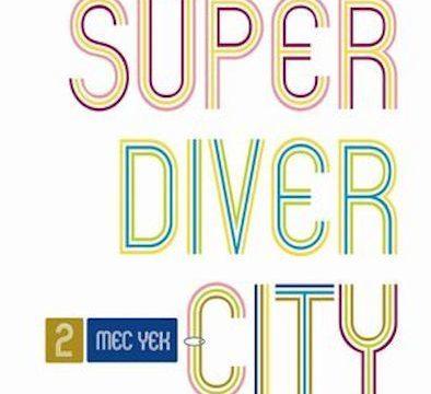 Mec Yek – Super Diver City