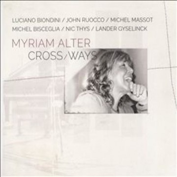 Myriam ALTER – CROSS WAYS