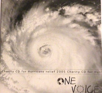 One Voice - Charity CD For Hurricane Relief 2005