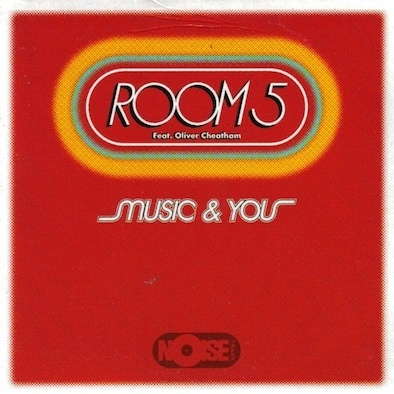 Room 5 Feat. Oliver Cheatham ‎– Music & You