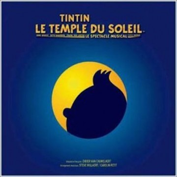 Tintin – Le Temple du Soleil