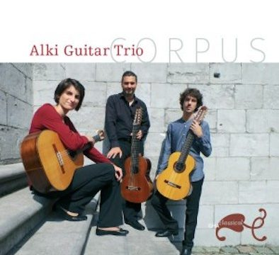 Alki guitar trio