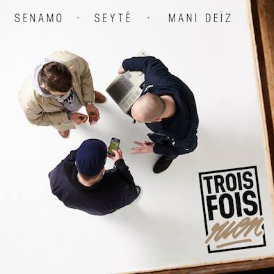 Senamo - Seyté - Mani Deïz :trois fois rien