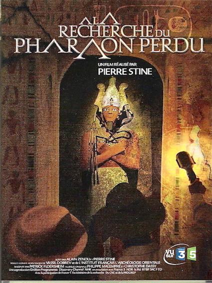 A la recherche du pharaon perdu