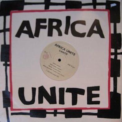 Africa Unite – Cantè