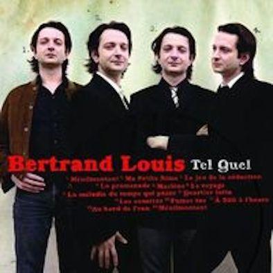 Bertrand Louis - tel quel