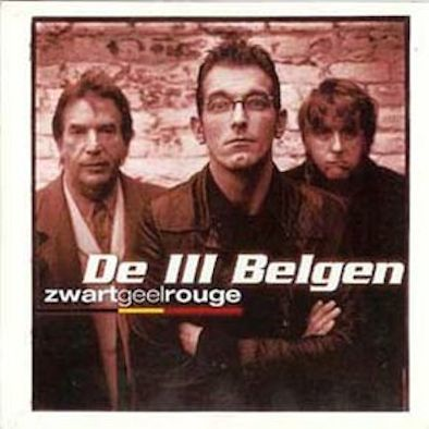 De III Belgen – ZwartGeelRouge
