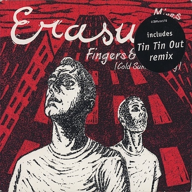 Erasure ‎– Fingers & Thumbs