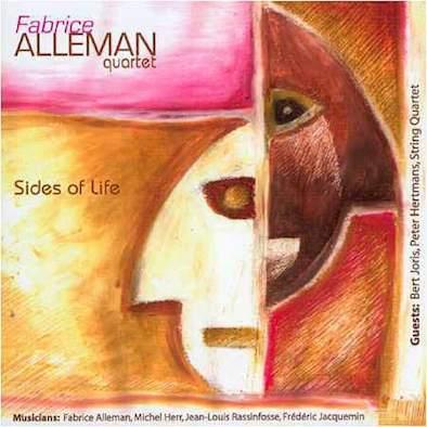 Fabrice Alleman Quartet - sides_of_life