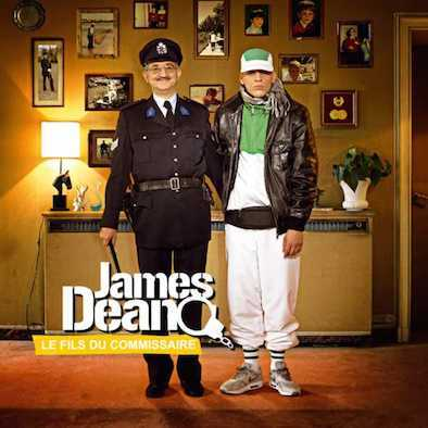 James Deano_le fils du commissaire