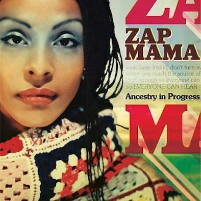 zap mama Ancestry in Progress