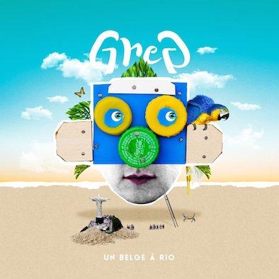 GregG - Un belge à Rio