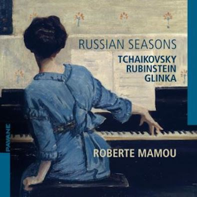 ROBERTE MAMOU - russian seasons