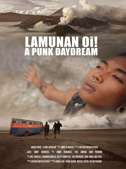 Lamunan Oi! A punk Daydream
